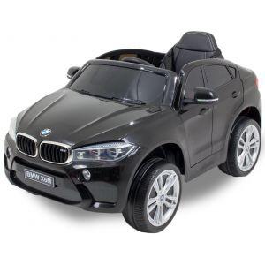 BMW elektrische auto voor kinderen X6 zwart