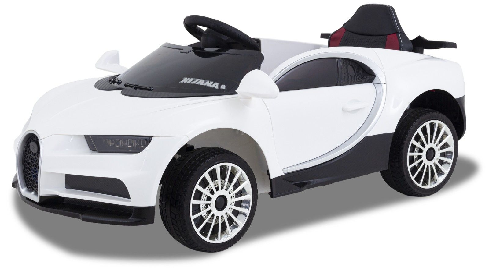 Kijana Bugatti sport style elektrische kinderauto