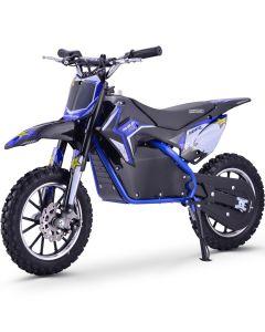 Kijana outlaw crossmotor 500W 9.0AH blauw