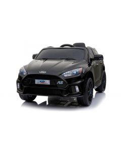 Ford elektrische kinderauto Focus zwart
