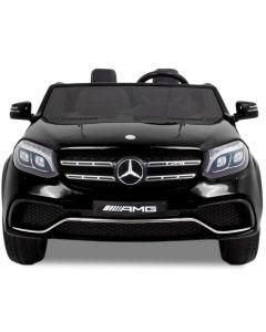 Mercedes elektrische kinderauto GLS AMG zwart