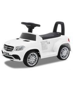 Mercedes loopauto GLS63 wit