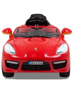 Kijana elektrische kinderauto Speedster rood
