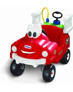 Little Tikes loopauto brandweer truck