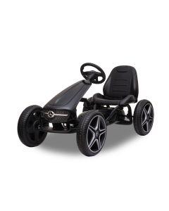 Mercedes skelter zwart