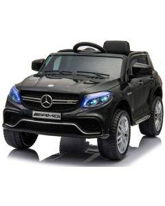 Mercedes elektrische kinderauto GLE63s zwart