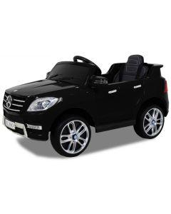Mercedes elektrische kinderauto ML350 zwart