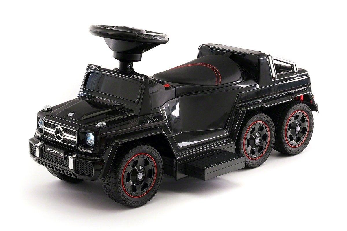 Mercedes Loopauto G Klasse Met 6 Wielen Zwart Speelgoed Webwinkels