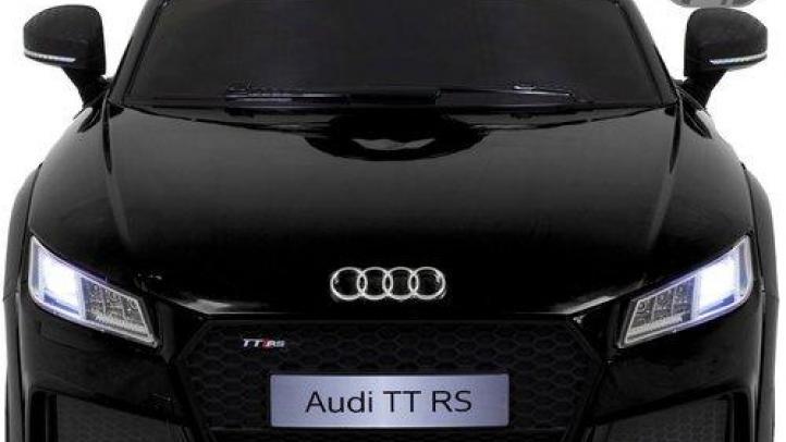 Audi elektrische kinderauto stoer prijstechnisch autovoorkinderen