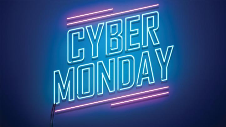 Cyber Monday is hier!