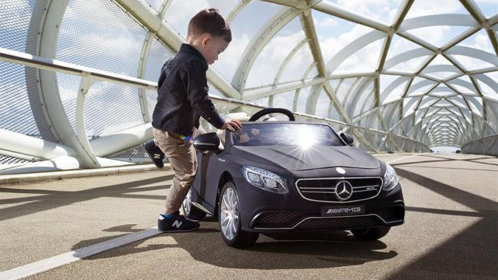 Elektrische kinderauto voor uw kind!