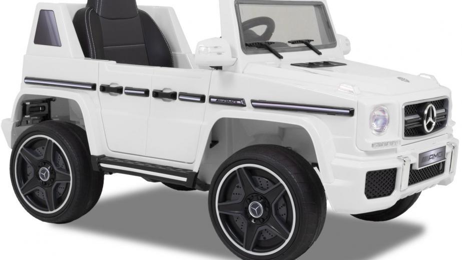 Garantie elektrische kinderauto