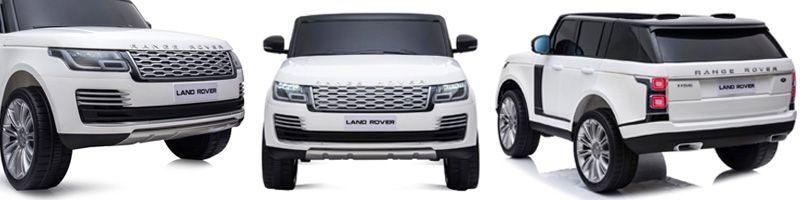 range rover kinderauto