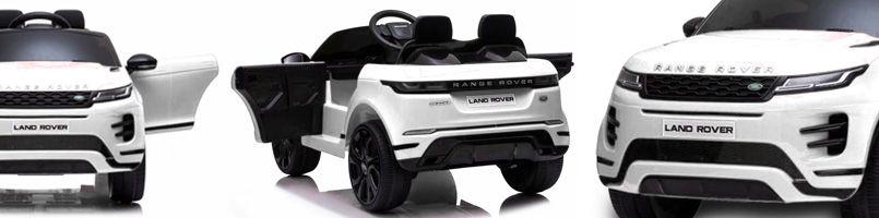 evoque kinderauto range rover